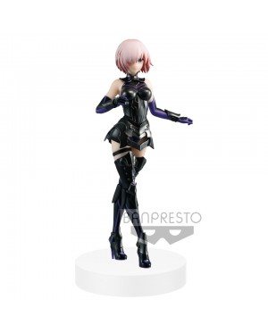 The Movie Fate/Grand Order Divine Realm of The Round Table: Camelot Servant Figure Mash Kyrielight figure by Banpresto