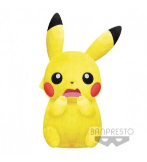 PIKACHU MANIA! BIG PLUSH ~SURPRISED~ BBC